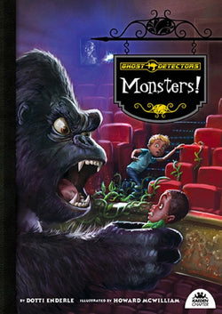 Ghost Detectors: Monsters!