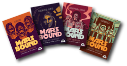 Mars Bound Complete Collection