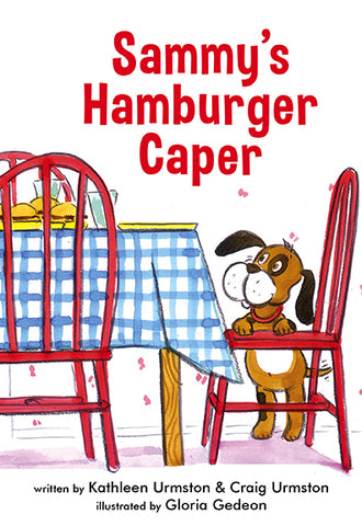 Sammy's Hamburger Caper