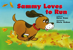 Sammy Loves To Run