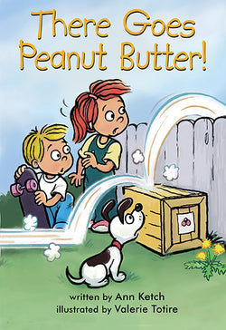 There Goes Peanut Butter!