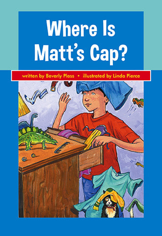 Where Is Matt's Cap?