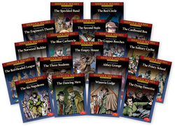 Sherlock Holmes Graphic Mysteries Complete Library