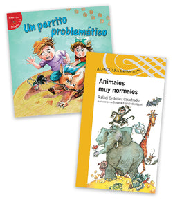 Spanish Fiction Grade 2