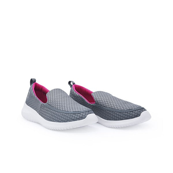 Neox by Ardiles Women Richel Sepatu Slip On - Abu