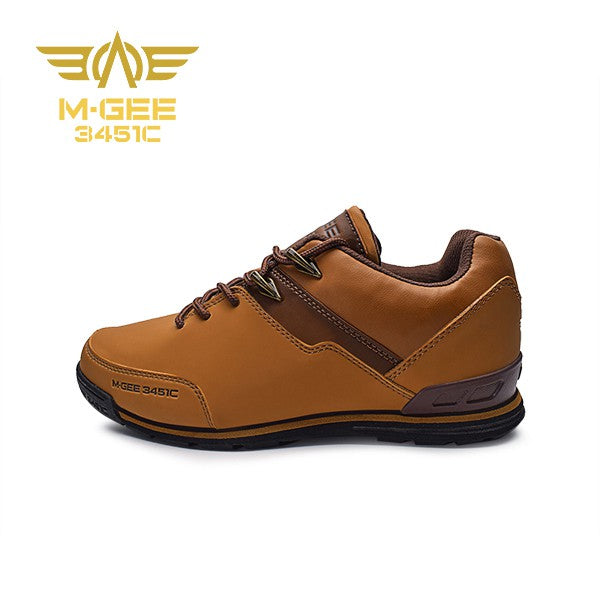 MGEE Men Altus Boots Shoes - Kamel
