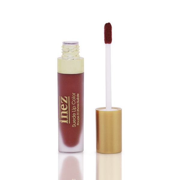 Inez 900 Suede Lip Color - Ripe Peach
