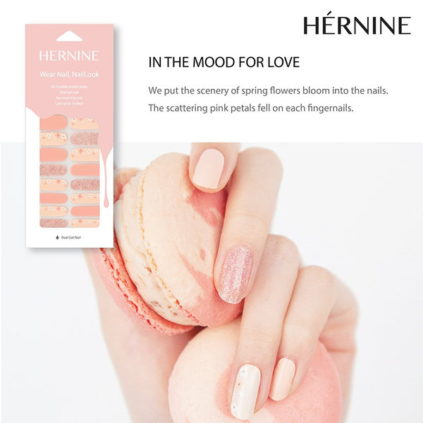 HERNINE GEL NAIL STICKER (IN THE MOOD FOR LOVE)