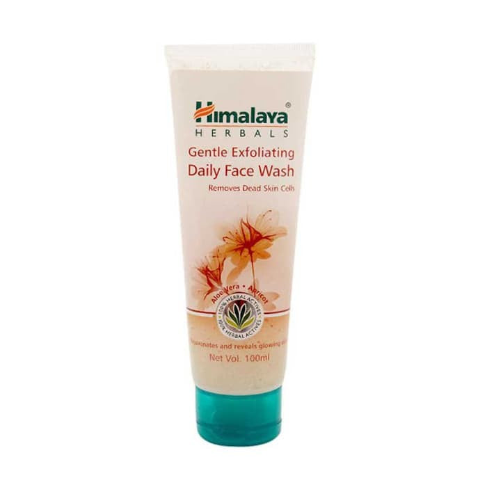 Himalaya Gentle Exfo Daily Face Wash 100ml