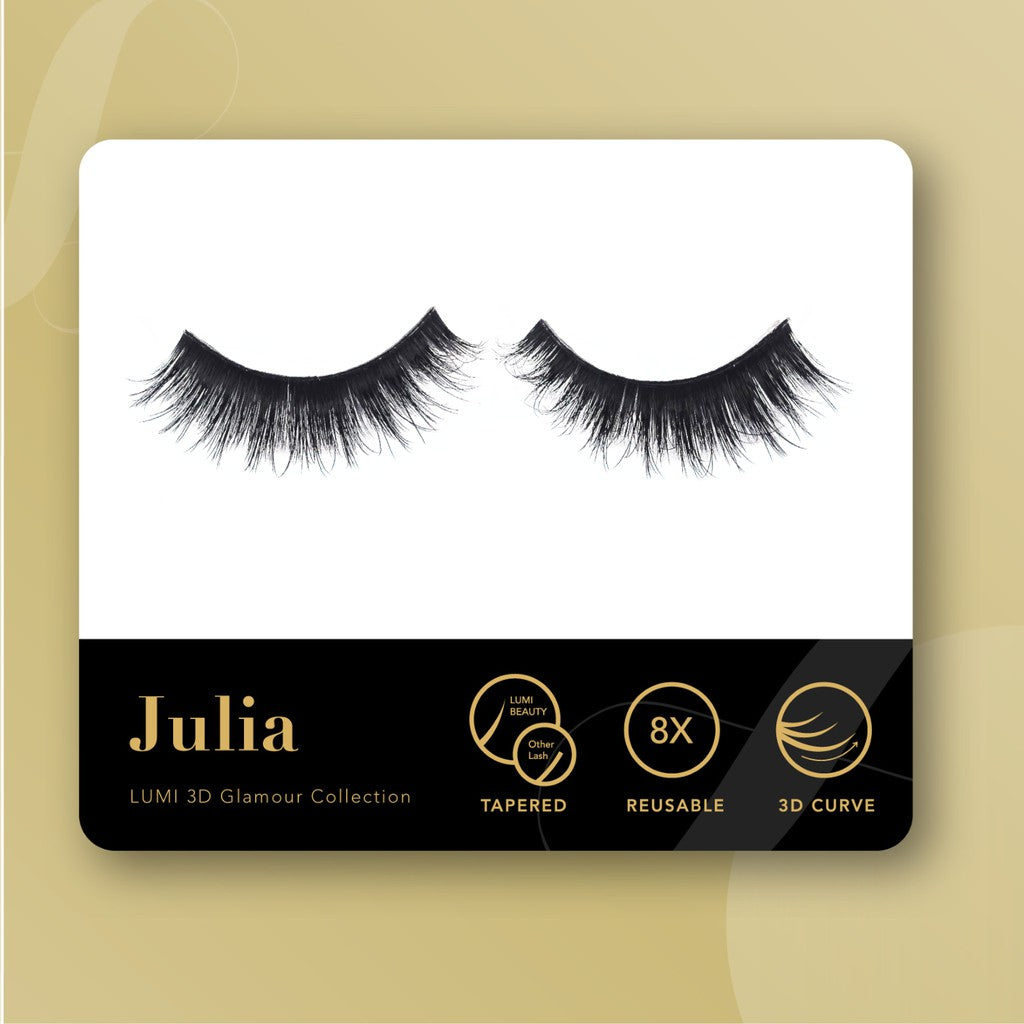 Lumi Beauty Eyelash Bulu Mata Palsu- Julia