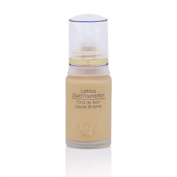 Inez 900 Lustrous Liquid Foundation - Natural