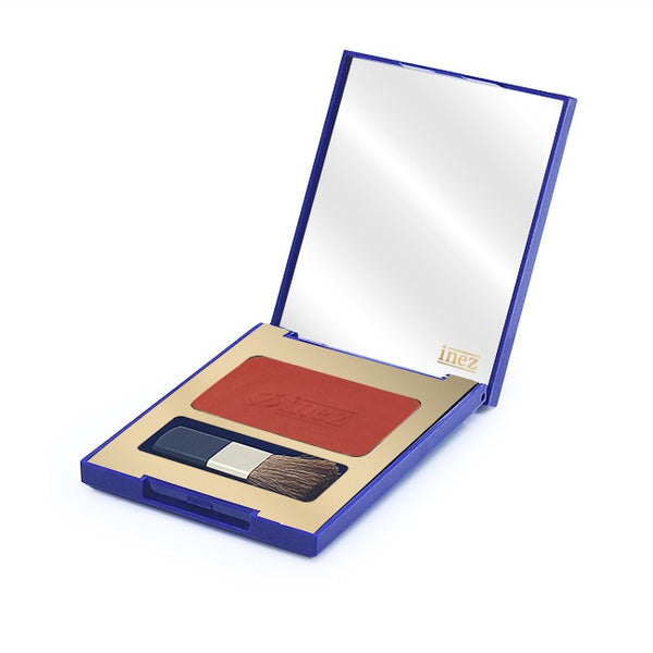 Inez Color Contour Plus Blusher - Autumn Rose (New case)