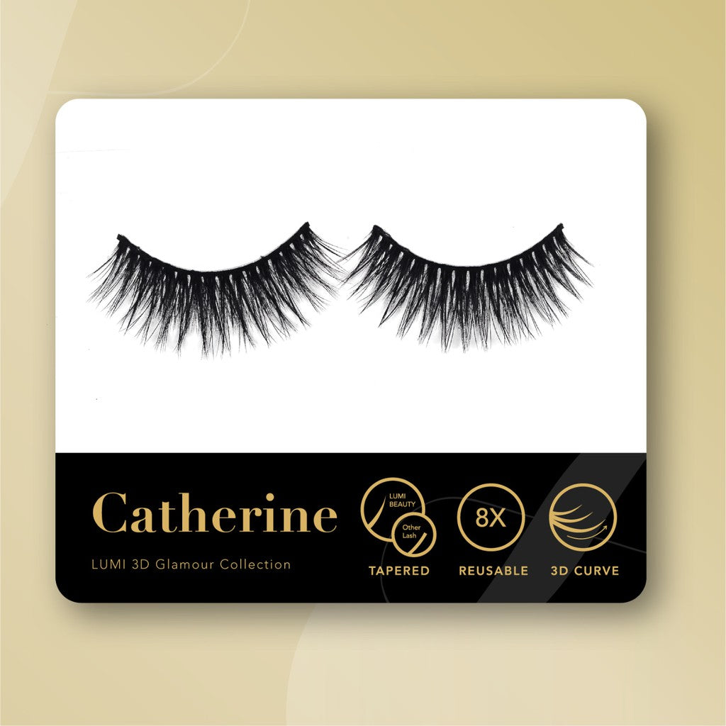 Lumi Beauty Eyelash Bulu Mata Palsu - Catherine