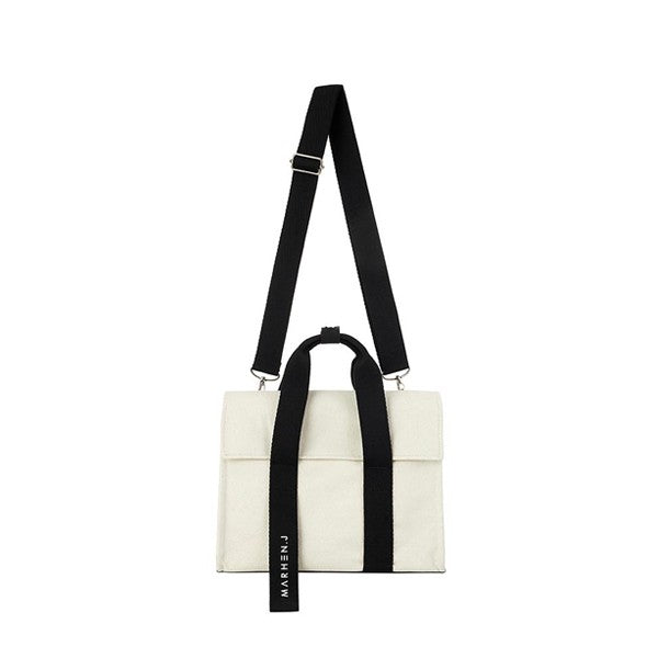Marhen.J. Roy Bag Mini Ivory