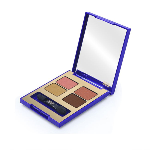 Inez Color Contour Plus Eye Shadow Collection - Pattaya (New Case)