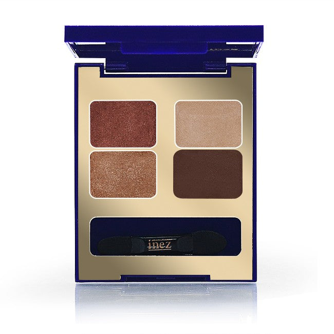 Inez Color Contour Plus Eye Shadow Collection - Vienna (New Case)