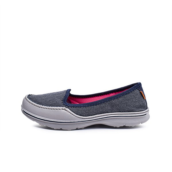 Neox by Ardiles Women Alea Sepatu Slip On Biru