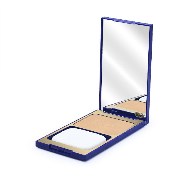 Inez Color Contour Plus Compact Powder - Ivory Glow New case