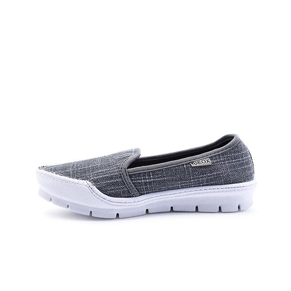 Neox by Ardiles Women Lestrange Sepatu Slip On - Abu
