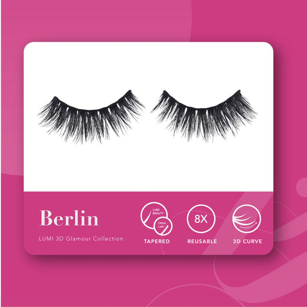Lumi Beauty Eyelash Bulu Mata Palsu - Berlin