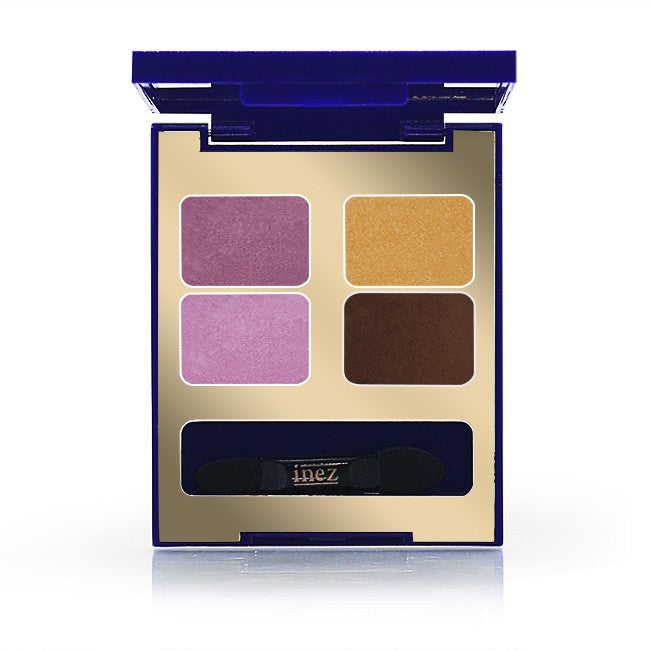 Inez Color Contour Plus Eye Shadow Collection - New York (New case)
