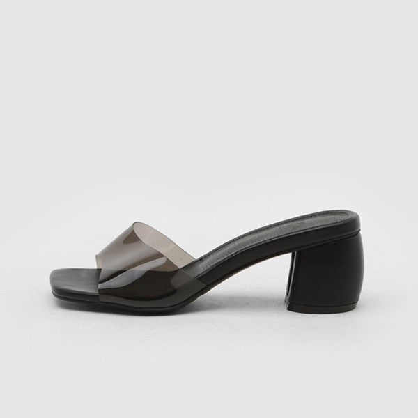 Sappun Arego Strap Mule Slippers