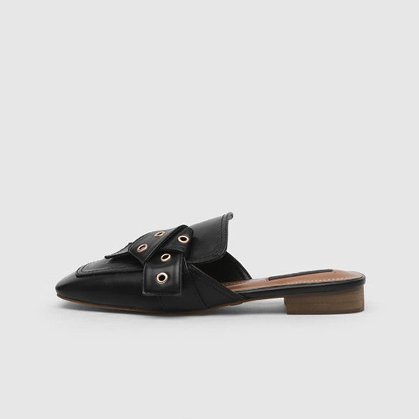 Sappun Camerin Knot Loafers