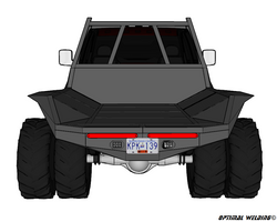 94-14 DODGE SHORT BOX DRW OFF-ROAD DECK PLANS