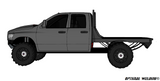 03-14 DODGE SHORT BOX DRW FLATBED DECK PLANS