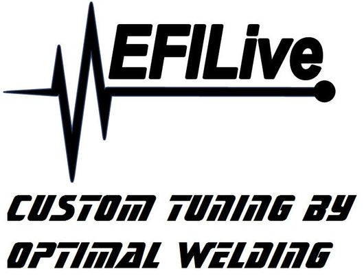 EFI LIVE CUSTOM TUNE FILE UPDATE