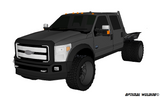99-14 FORD SHORT BOX DRW OFF-ROAD DECK PLANS
