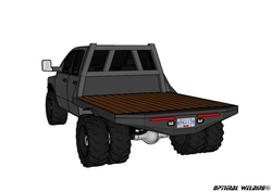 03-14 DODGE LONG BOX DRW FLATBED DECK PLANS