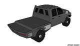 03-14 DODGE LONG BOX DRW MODULAR FLATBED DECK PLANS