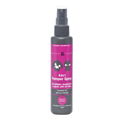 Rufus & Coco 4in1 Pamper Spray