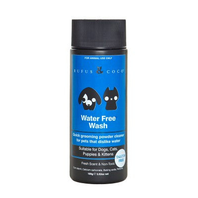 Rufus & Coco Water Free Wash