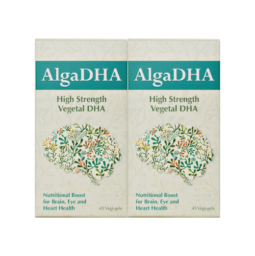 Alga DHA 45s x 2 ( Twin Pack)