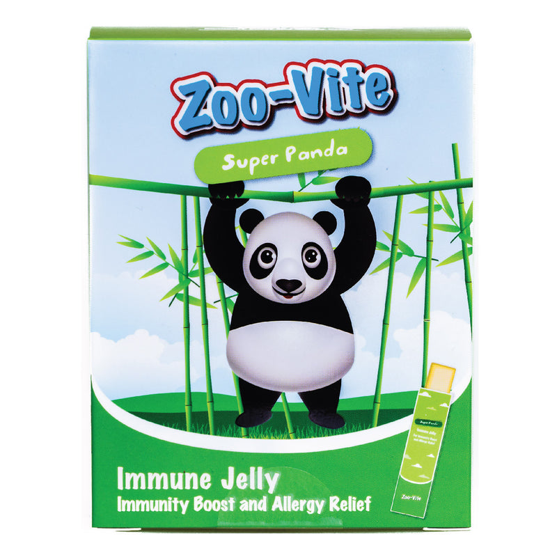 Zoo-Vite Jelly Sticks - Immune
