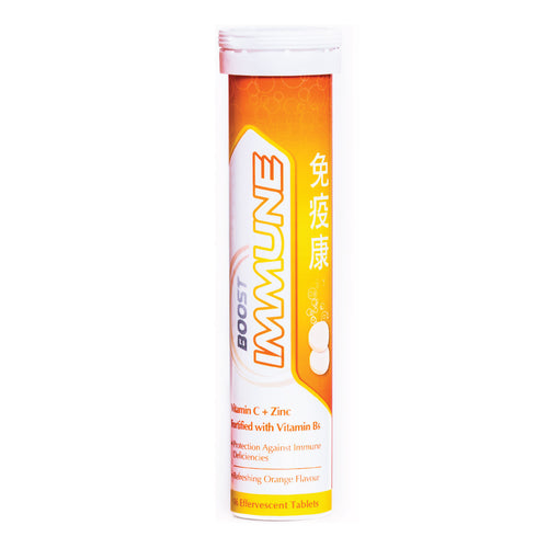 Boost Immune Effervescent (Tube)