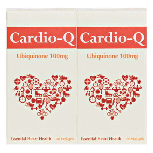Cardio-Q 60s x 2 ( Twin Pack)