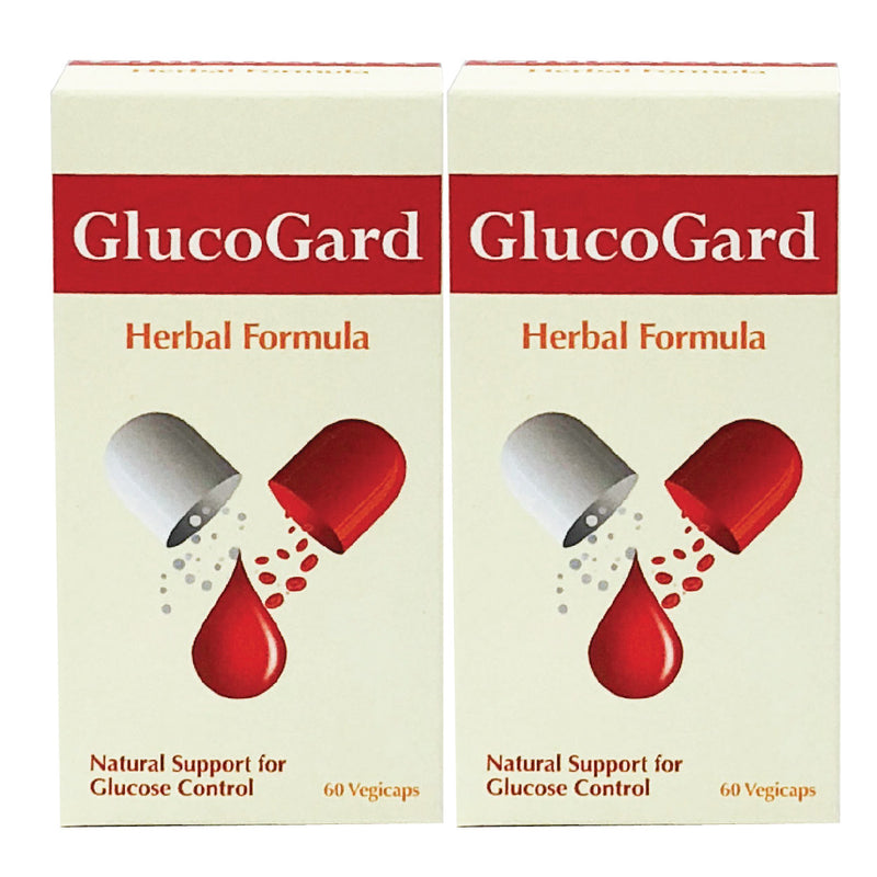 GlucoGard 60s x 2 ( Twin Pack)