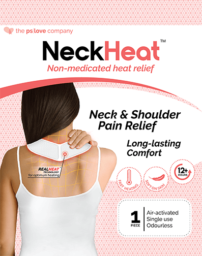 Neck Heat Neck & Shoulder Pain Relief