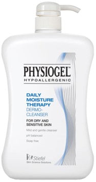 Physiogel Dermo Cleanser 900ml Twin Pack