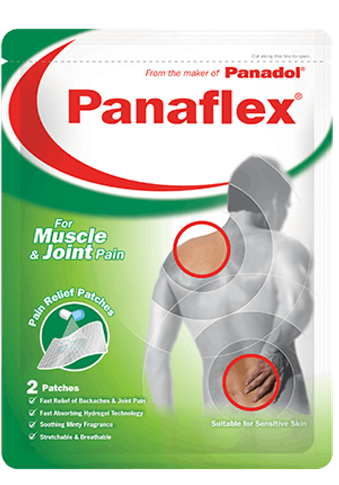 Panaflex patch 2's