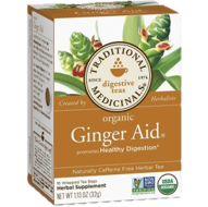 Traditional Medicinals Organic Ginger Aid Tea 16's/box