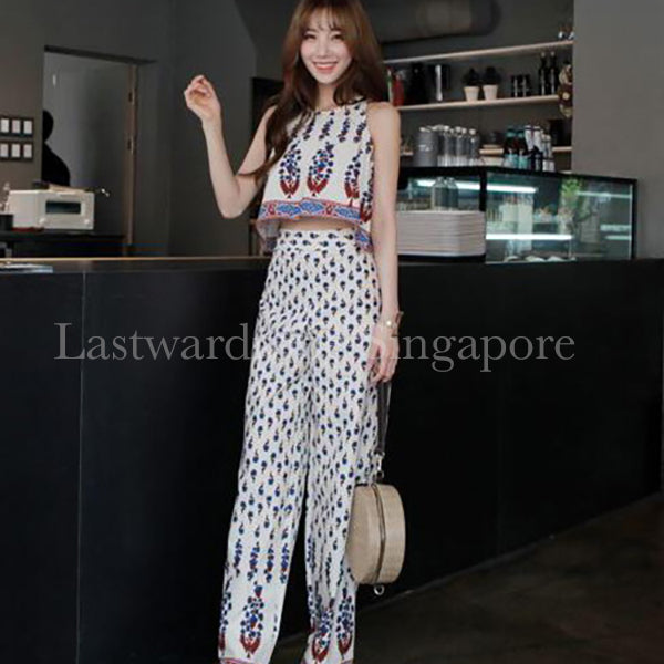 Korean Rina Vintage Suit