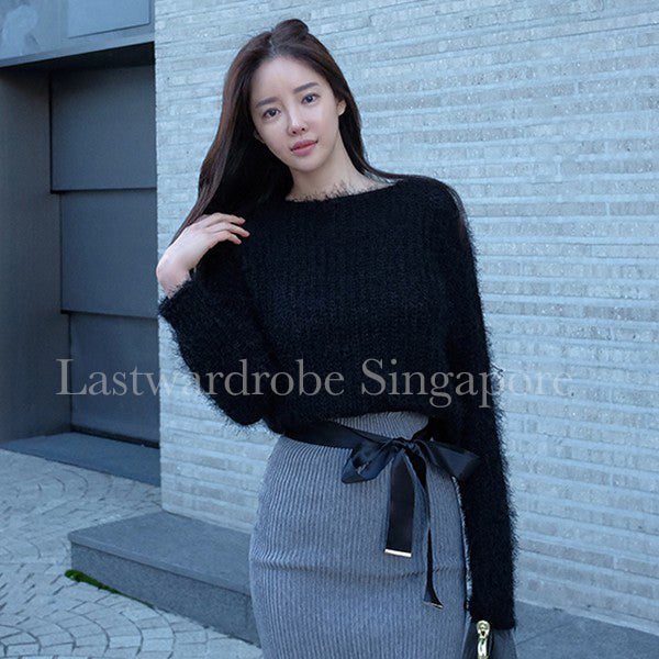 Korean Isabella Two Piece Set