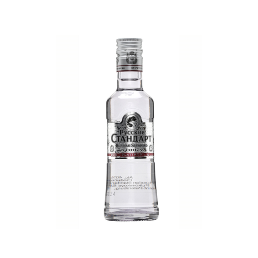 RUSSIAN STANDARD PLATINUM VODKA | 750 ML