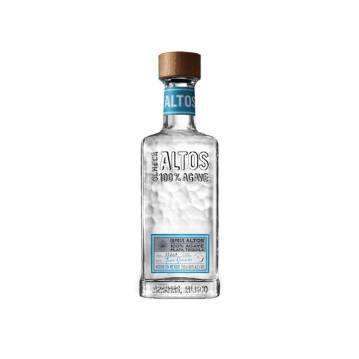 OLMECA ALTOS PLATA TEQUILA | 750 ML
