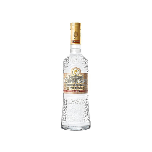 RUSSIAN STANDARD GOLD VODKA | 750 ML