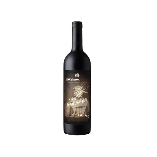 19 CRIMES THE BANISHED DARK RED | 750 ML